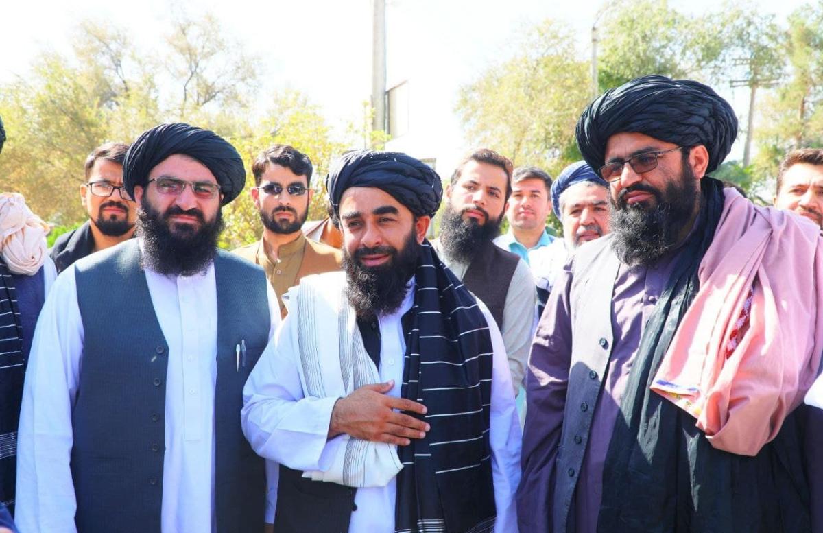Состоялась передача гуманитарной помощи Афганистану