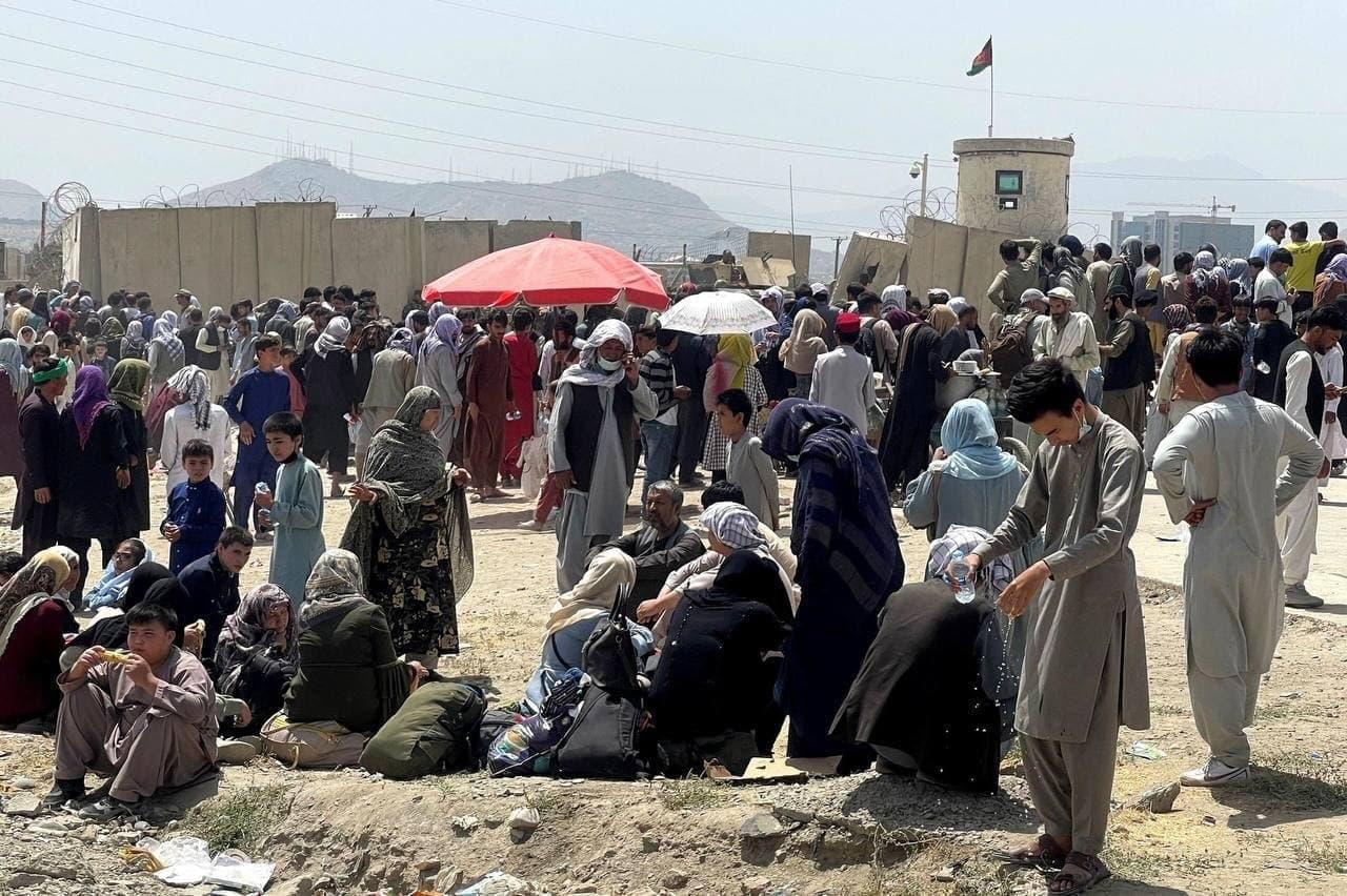 Три экс-президента США возглавили инициативную группу, помогающую эвакуированным афганцам