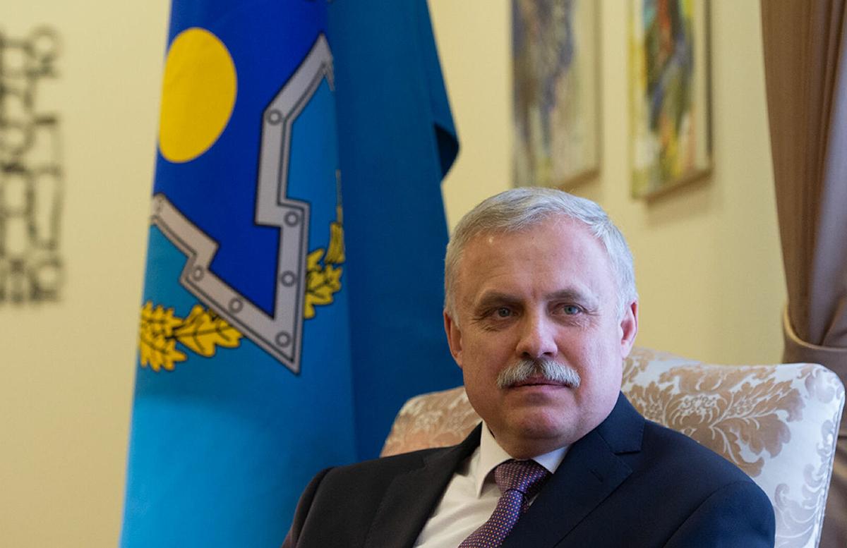 Генсек ОДКБ прокомментировал возможность вступления Узбекистана в организацию