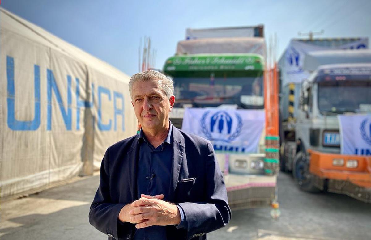 «Гуманитарная ситуация в Афганистане остается безнадежной», — глава ООН по делам беженцев