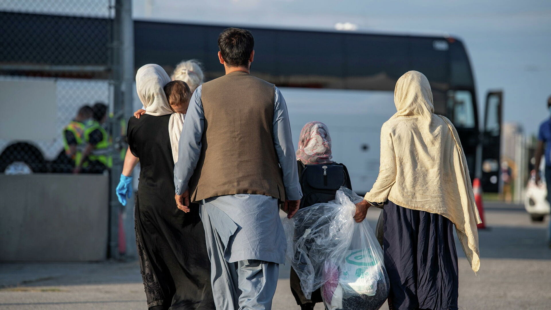 Европа в ожидании наплыва беженцев из Афганистана