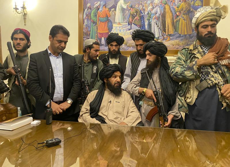 В Афганистане прошло первое заседание правительства «Талибана»