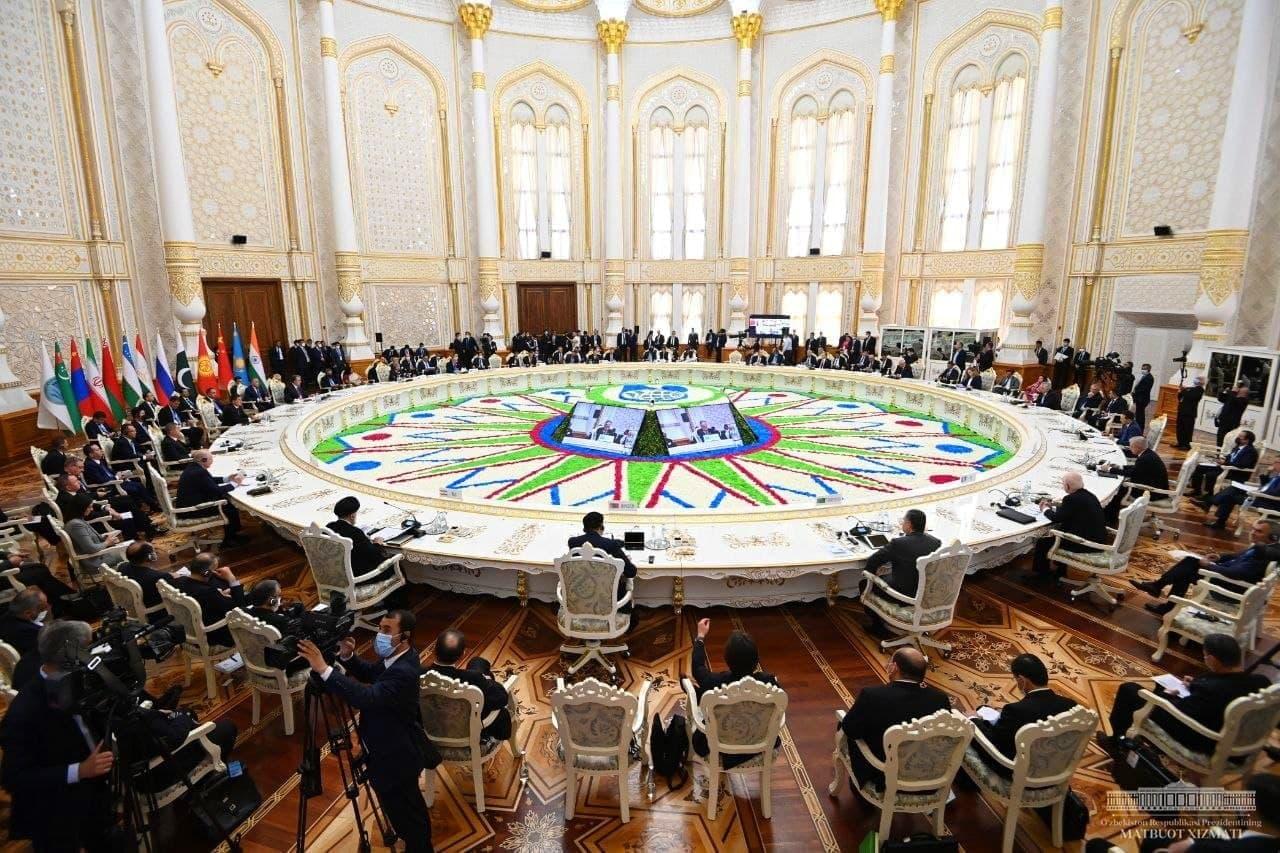 Шавкат Мирзиёев обозначил приоритеты председательства Узбекистана в ШОС