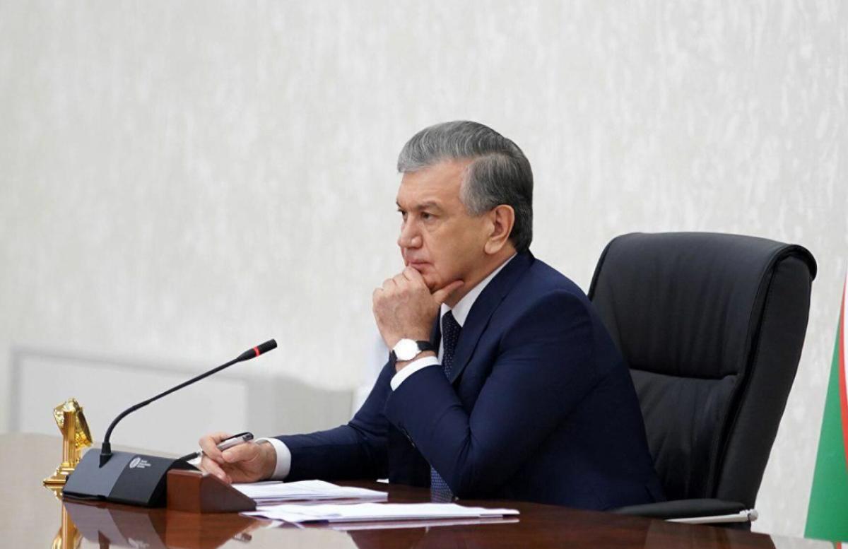 Шавкат Миризёев призвал разморозить госактивы Афганистана