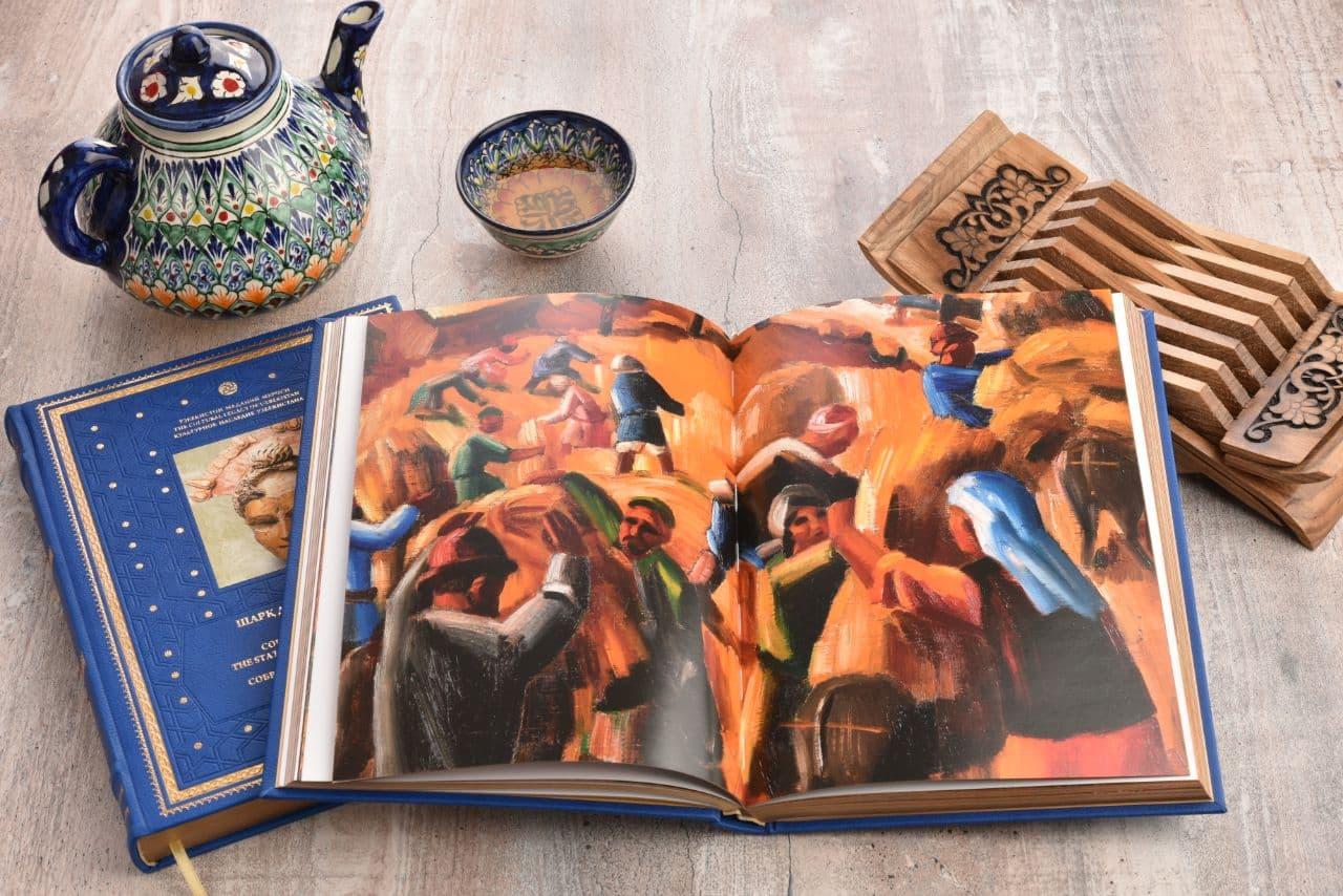 Узбекистан отмечает 3000-летие культурного наследия