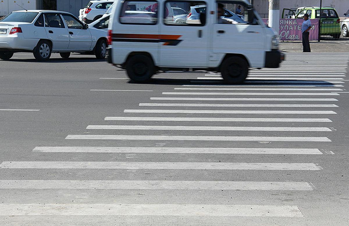 Японцы возьмутся за дорожную разметку Узбекистана