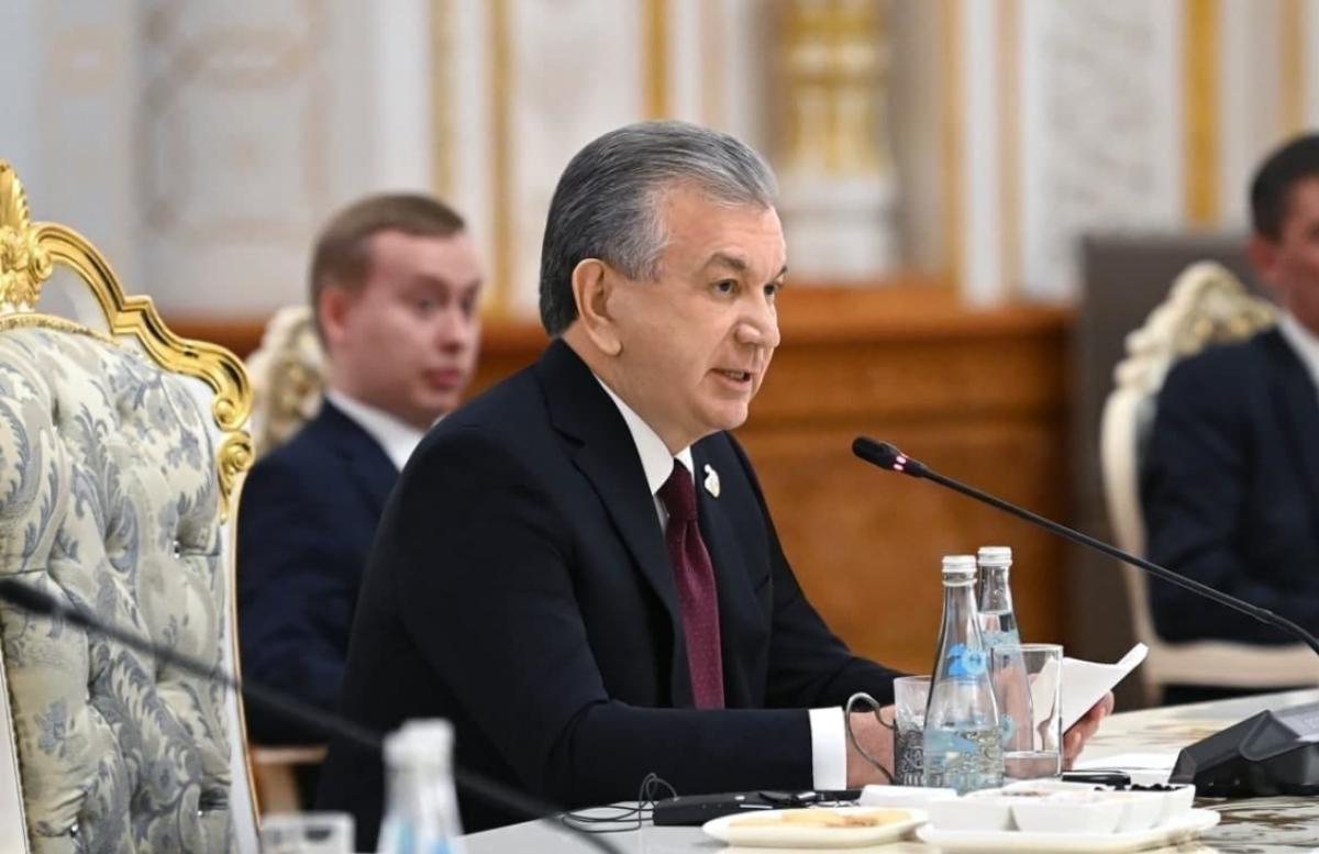 Важно не допустить изоляцию Афганистана и его превращение в «страну-изгоя», — Шавкат Мирзиёев