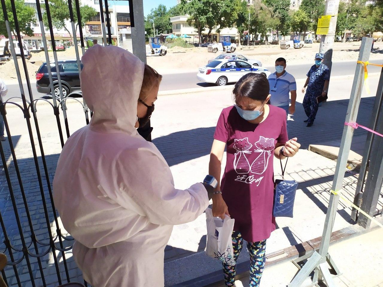 В Ташкенте выявили свыше 200 случаев заражения коронавирусом — статистика