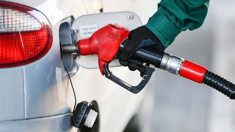 Госкомстат опубликовал статистику по производству бензина в республике