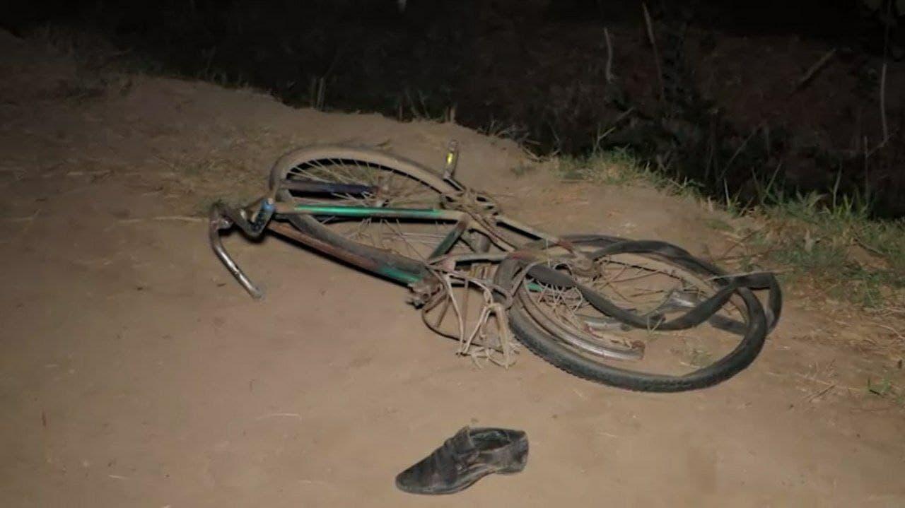 В Хорезме Cobalt сбил велосипедиста