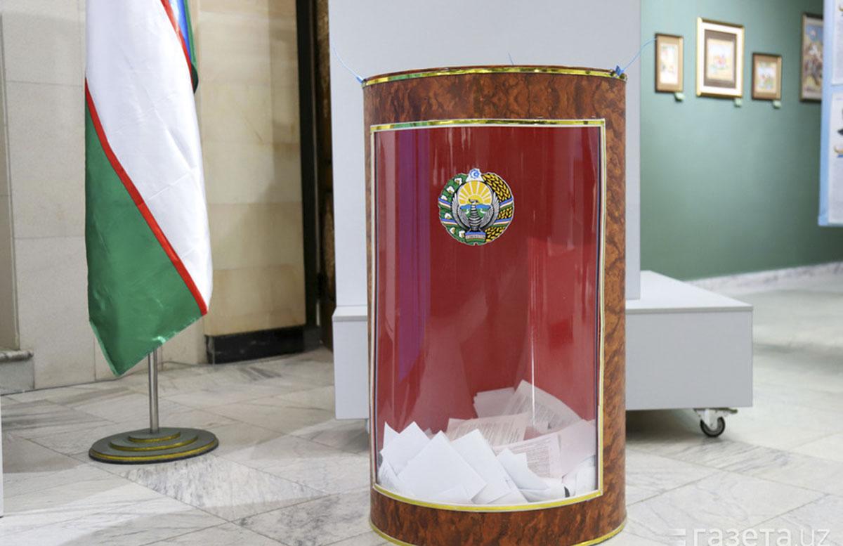 В Узбекистане стартовал период предвыборной агитации президентских выборов