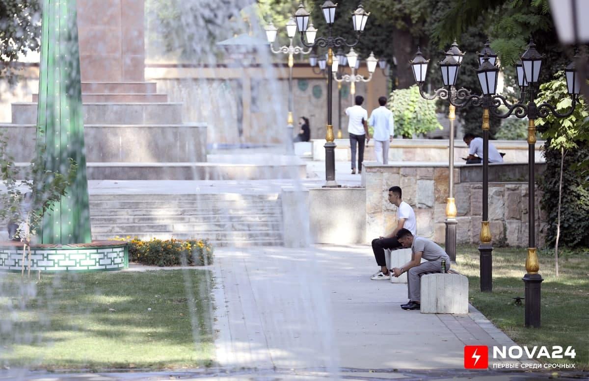 Узбекистанцам спрогнозировали прохладную неделю