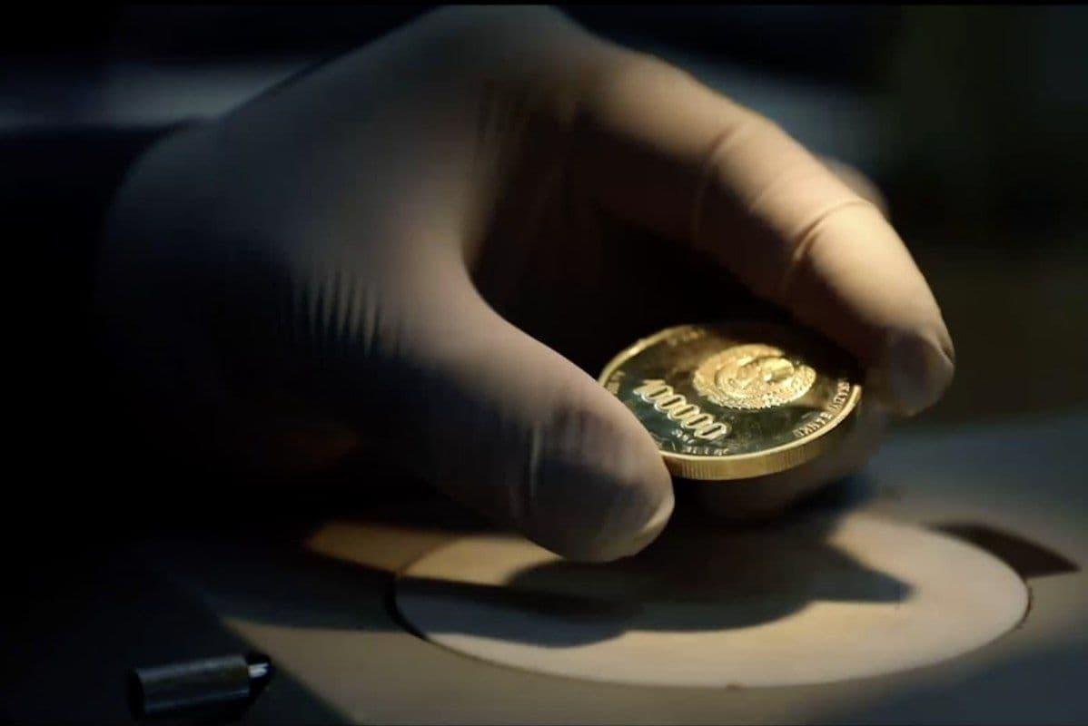 В Узбекистане банкам разрешили продавать золотые монеты иностранцам