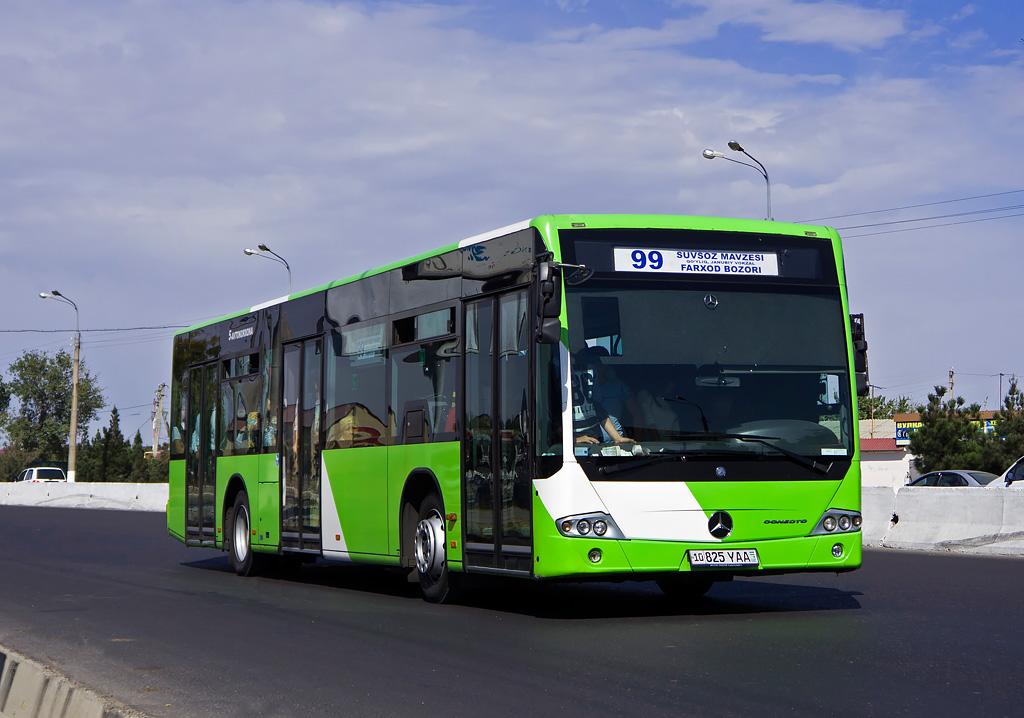 В Узбекистане за восемь месяцев выпустили свыше 600 автобусов
