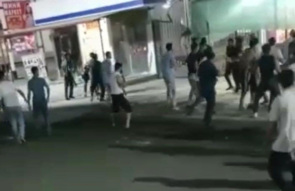 В Сурхандарье произошла массовая драка в присутствии правоохранителей