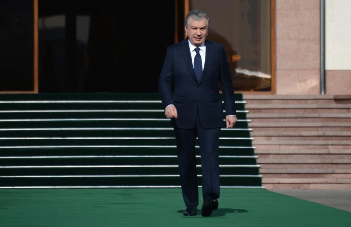 Шавкат Мирзиёев проведет предвыборные встречи в Каракалпакстане