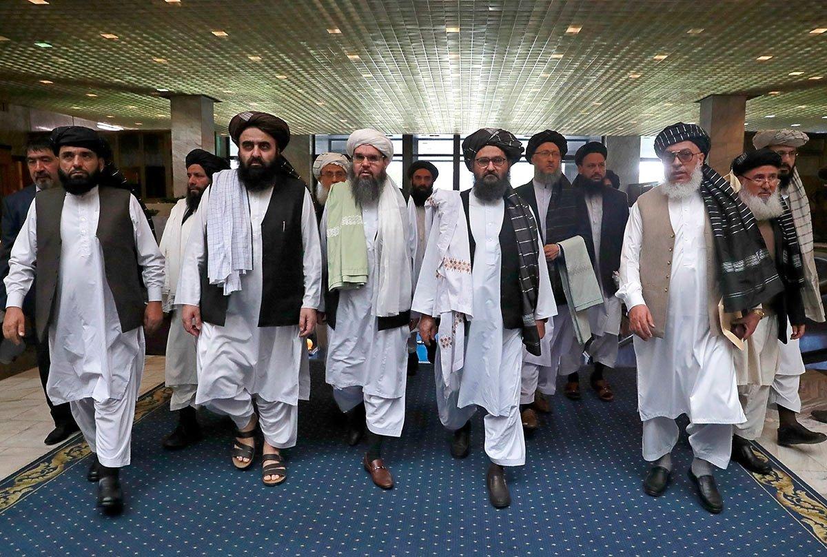 Талибы попросились в ООН
