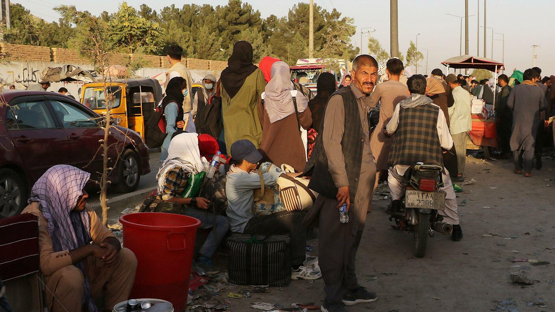 Афганистан оказался на грани голода