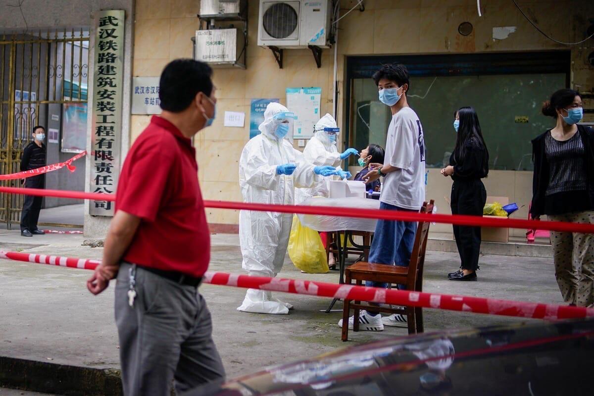 В Китае заявили о новом возможном очаге распространения коронавируса