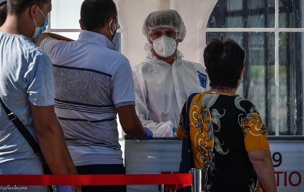 В Казахстане выявили циркуляцию «эта»-штамма коронавируса