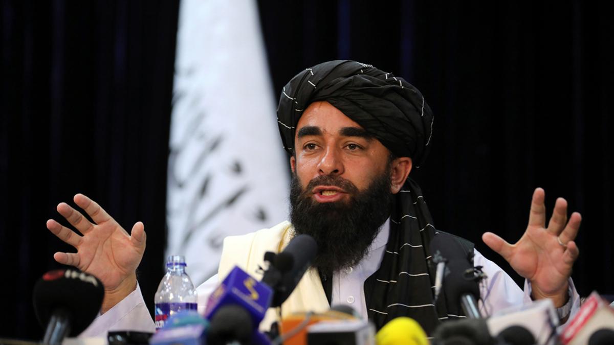 Представитель талибов призвал мир сначала признать их правительство, а потом критиковать