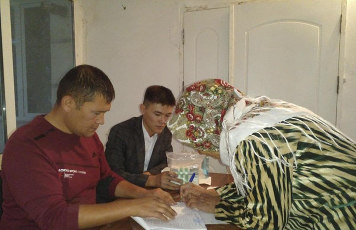В Муйнаке каждая семья получит по несколько миллионов сумов
