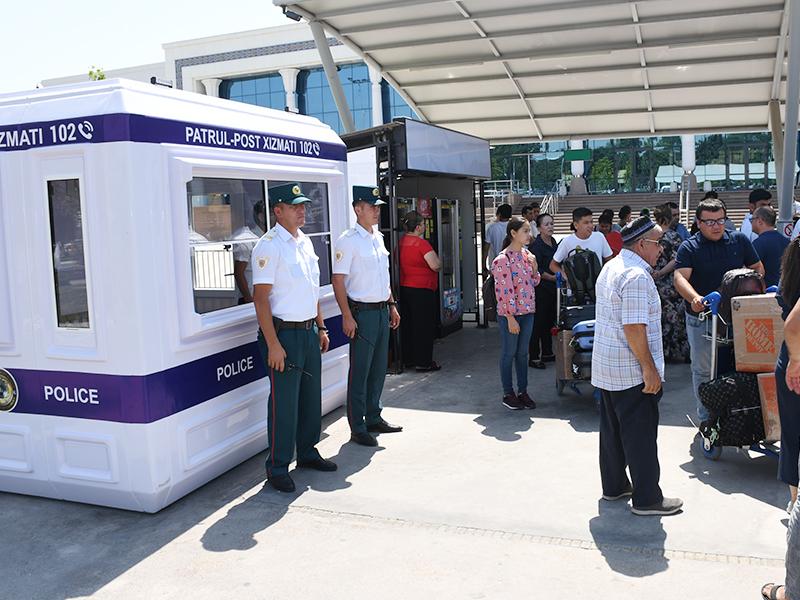 В Узбекистане создадут дополнительные патрульные маршруты и посты