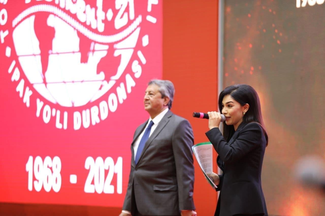 Состоялась пресс-конференция в преддверии Ташкентского международного кинофестиваля