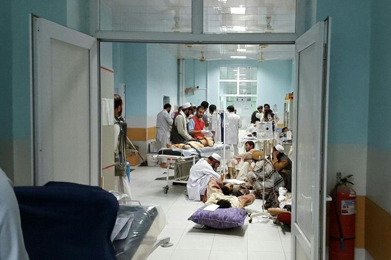 ВОЗ предупредила о скорой гуманитарной катастрофе в Афганистане