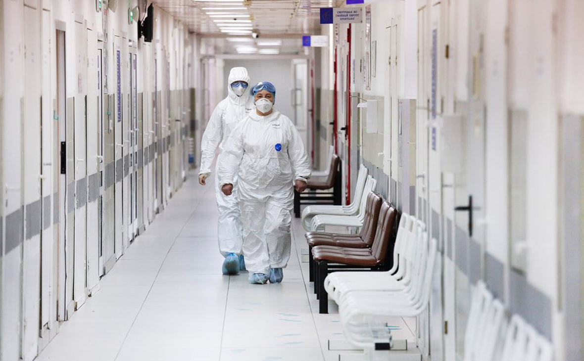Российский вирусолог допустил остановку роста заболеваемости COVID-19