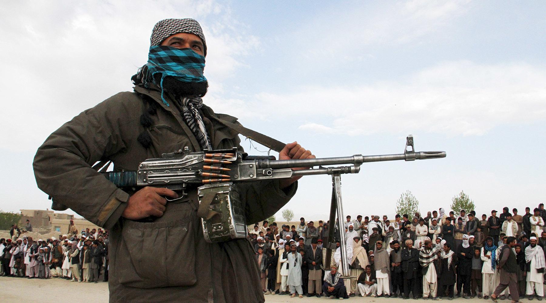 Талибы решили почистить свои ряды