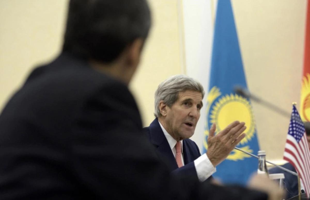 США обсудили климатический кризис со странами Центральной Азии