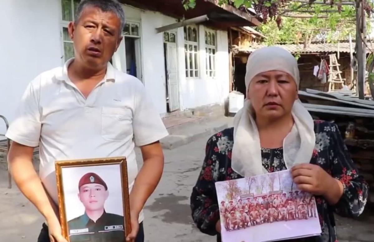 21-летний парень из Намангана погиб на военной службе из-за взрыва снаряда