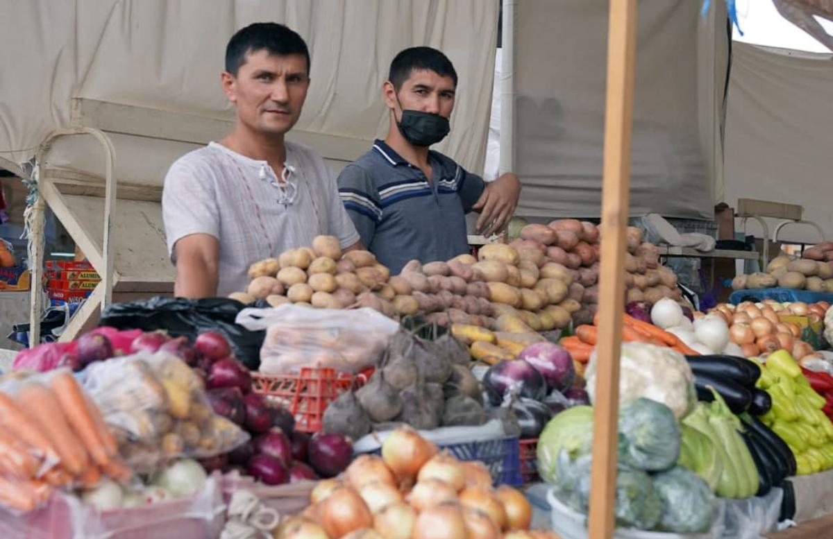 В Узбекистане подсчитали цены на продукты