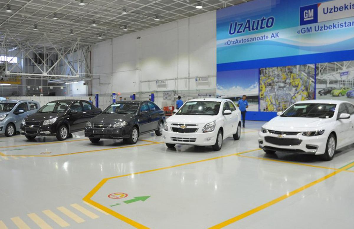 В UzAuto возобновили производство всех моделей автомобилей