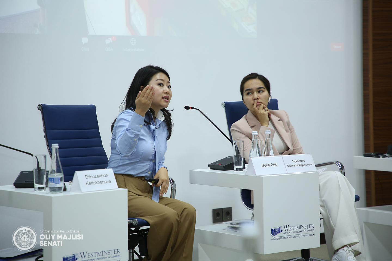В Ташкенте состоялась международная конференция «Национальные цели устойчивого развития Узбекистана: достижения и перспективы»