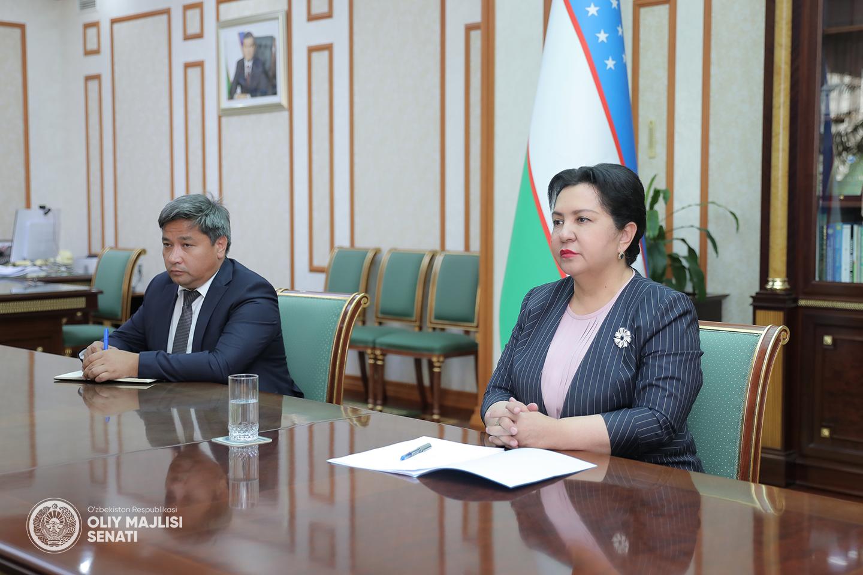 Подписана «Страновая программа по достойному труду в Республике Узбекистан на 2021-2025 годы»