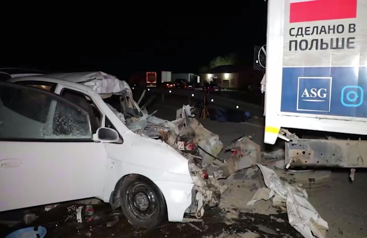 Выяснилось, что водитель, попавший в ДТП с журналистом «Народного слова», уснул за рулем
