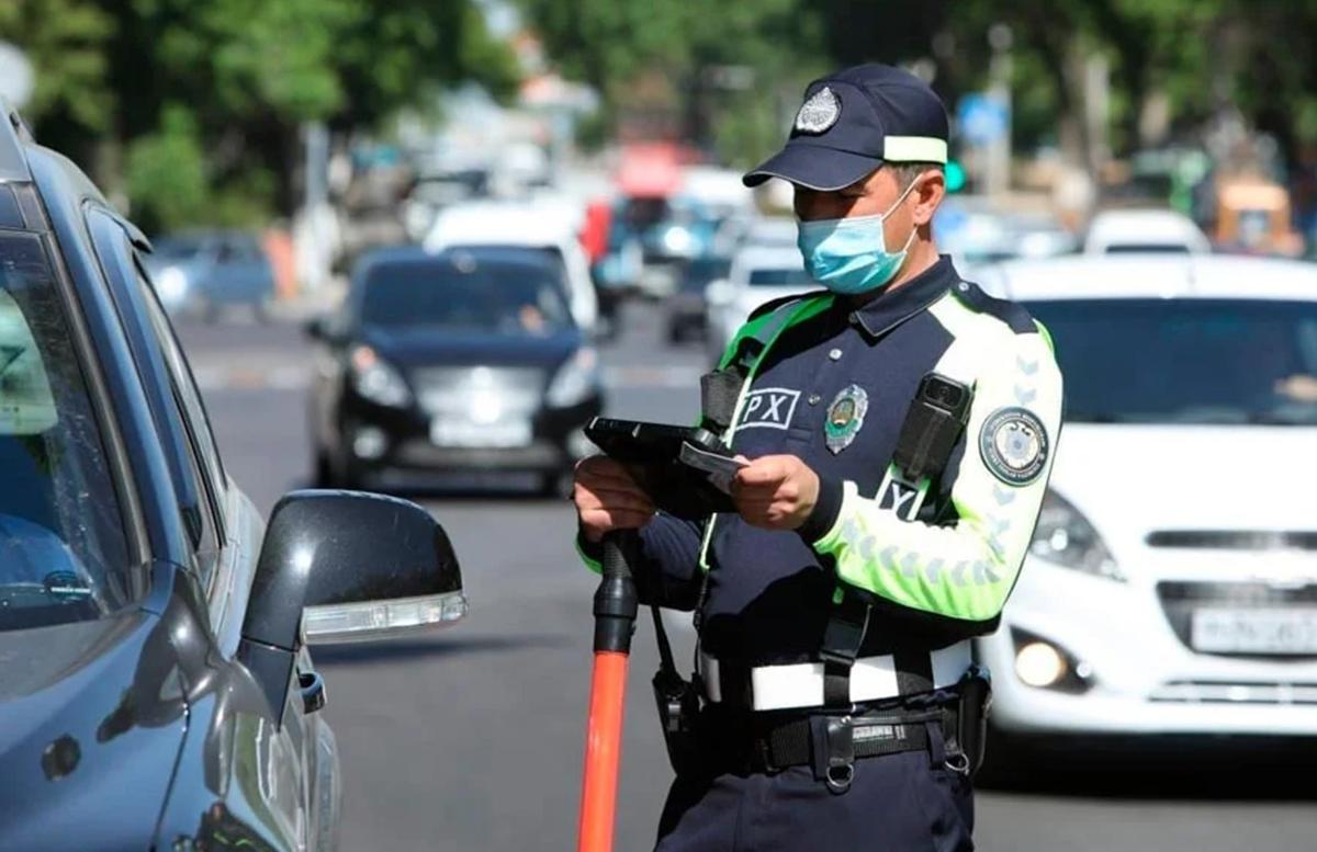 В Узбекистане могут снизить штрафы некоторых нарушений для автомобилистов