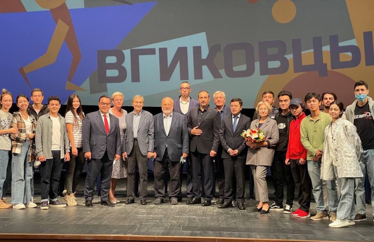 В Узбекистане откроют Ташкентский филиал ВГИК