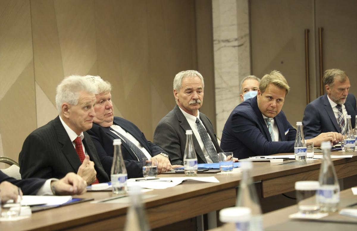 Узбекистанцы отправятся в Венгрию для изучения строительства атомных энергоблоков