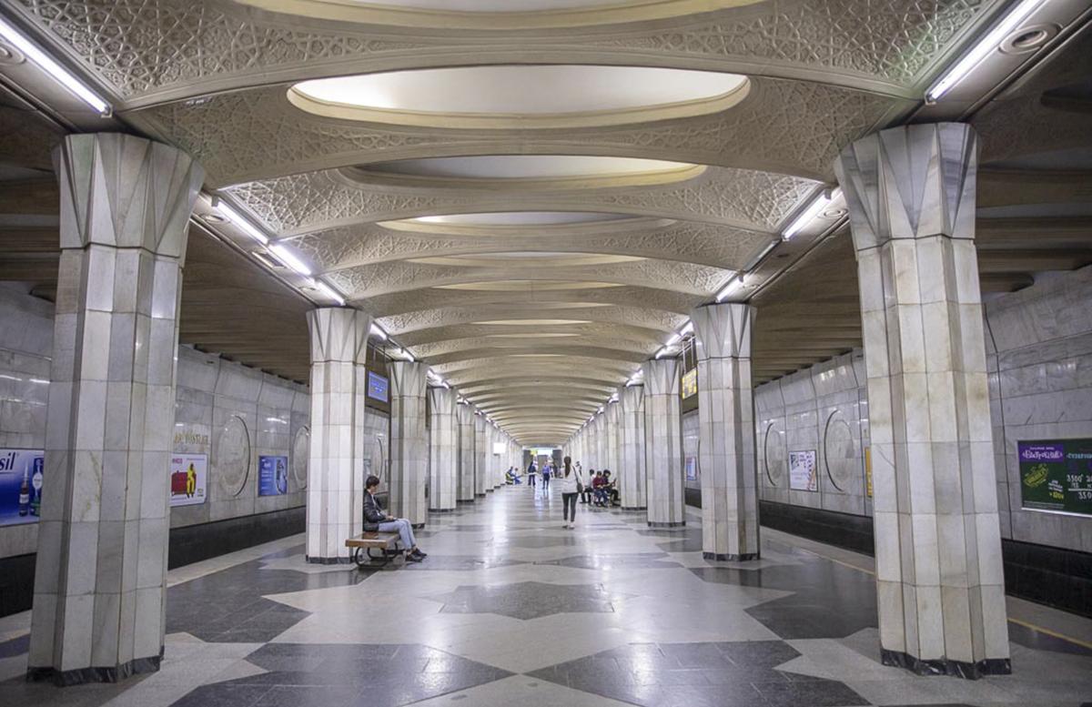 Ташкентцы вновь столкнулись с неисправностями в метро