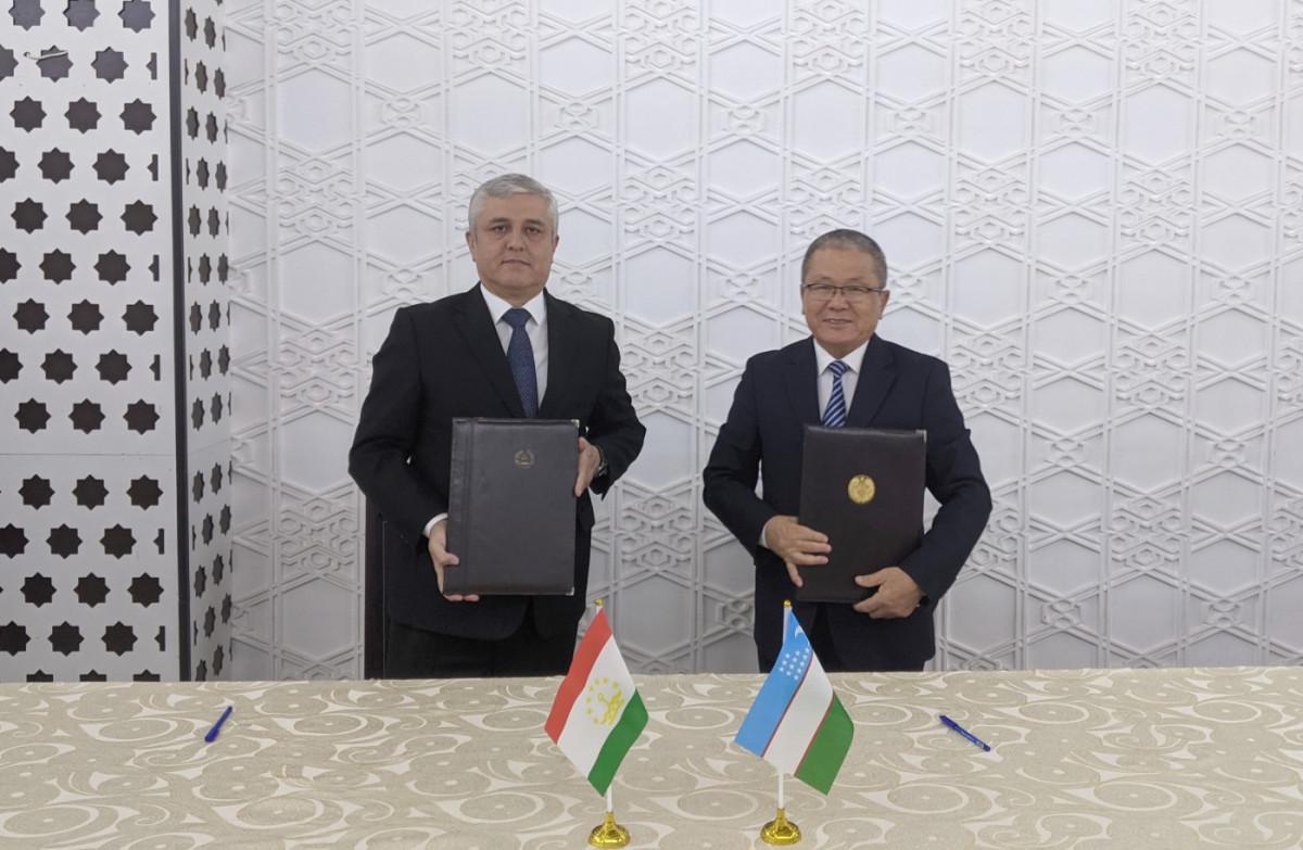В Самарканде состоялась встреча узбекско-таджикской демаркационной комиссии