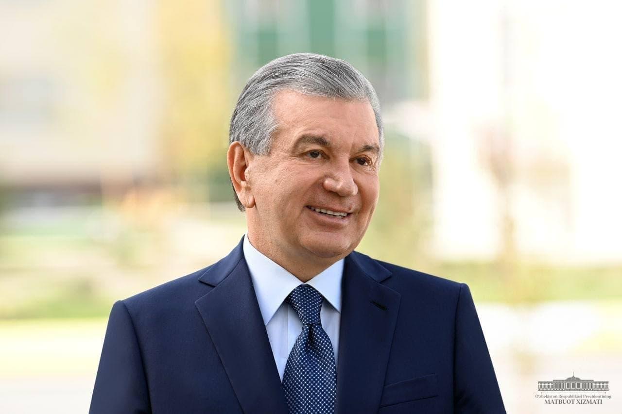 Шавкат Мирзиёев поздравил участников Ташкентского международного кинофестиваля