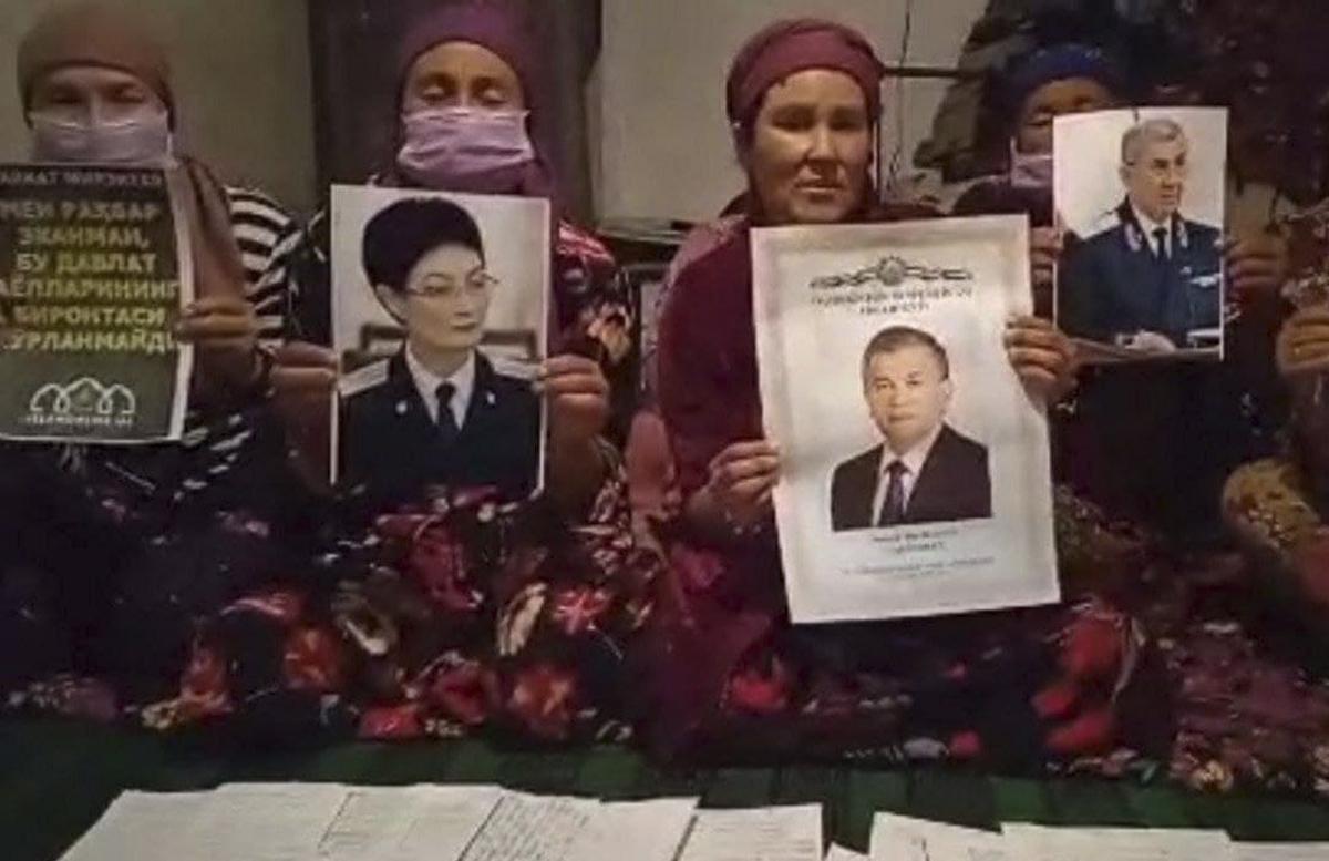 В Кашкадарье жители обратились к президенту с призывом к справедливости