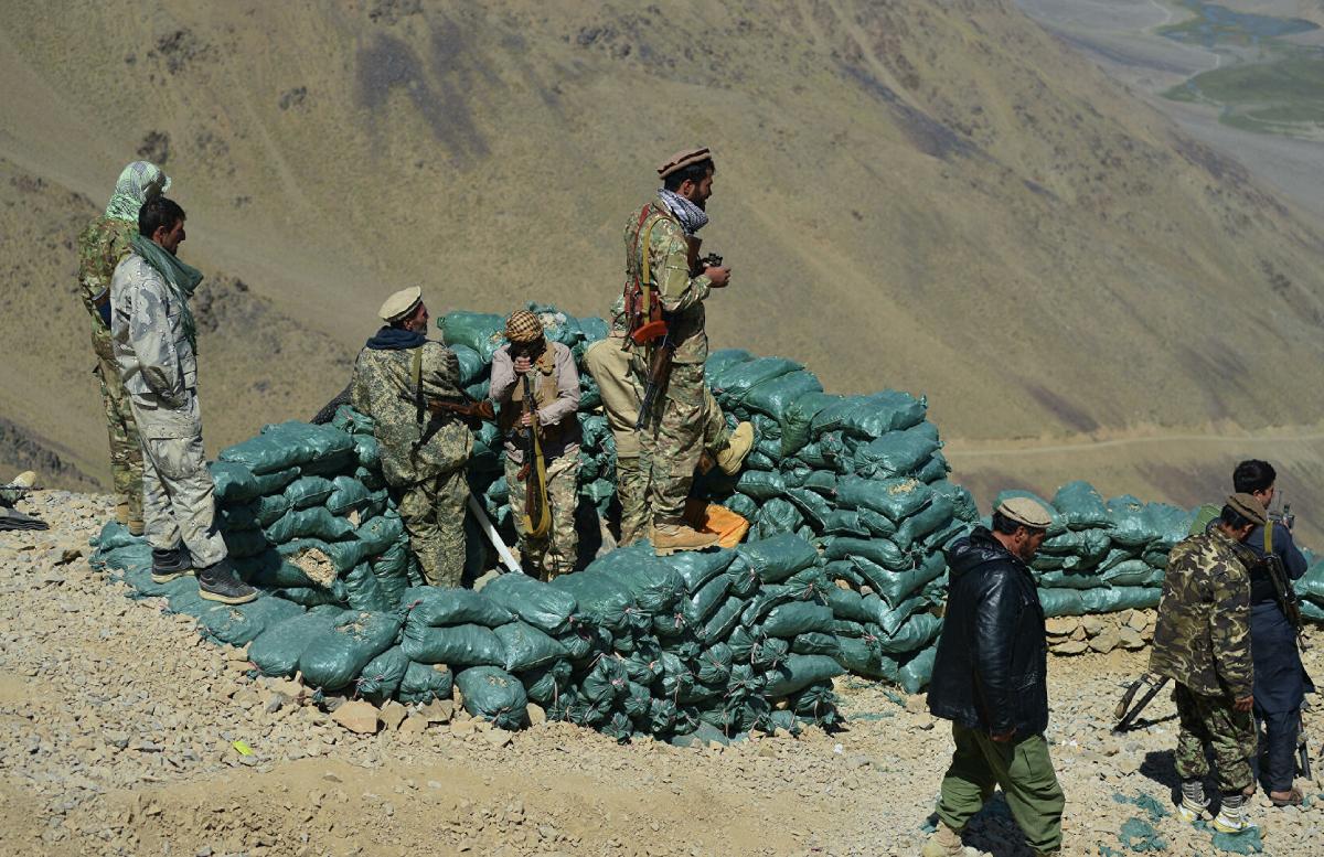 Сопротивление Панджшера собралось бороться за освобождение Афганистана
