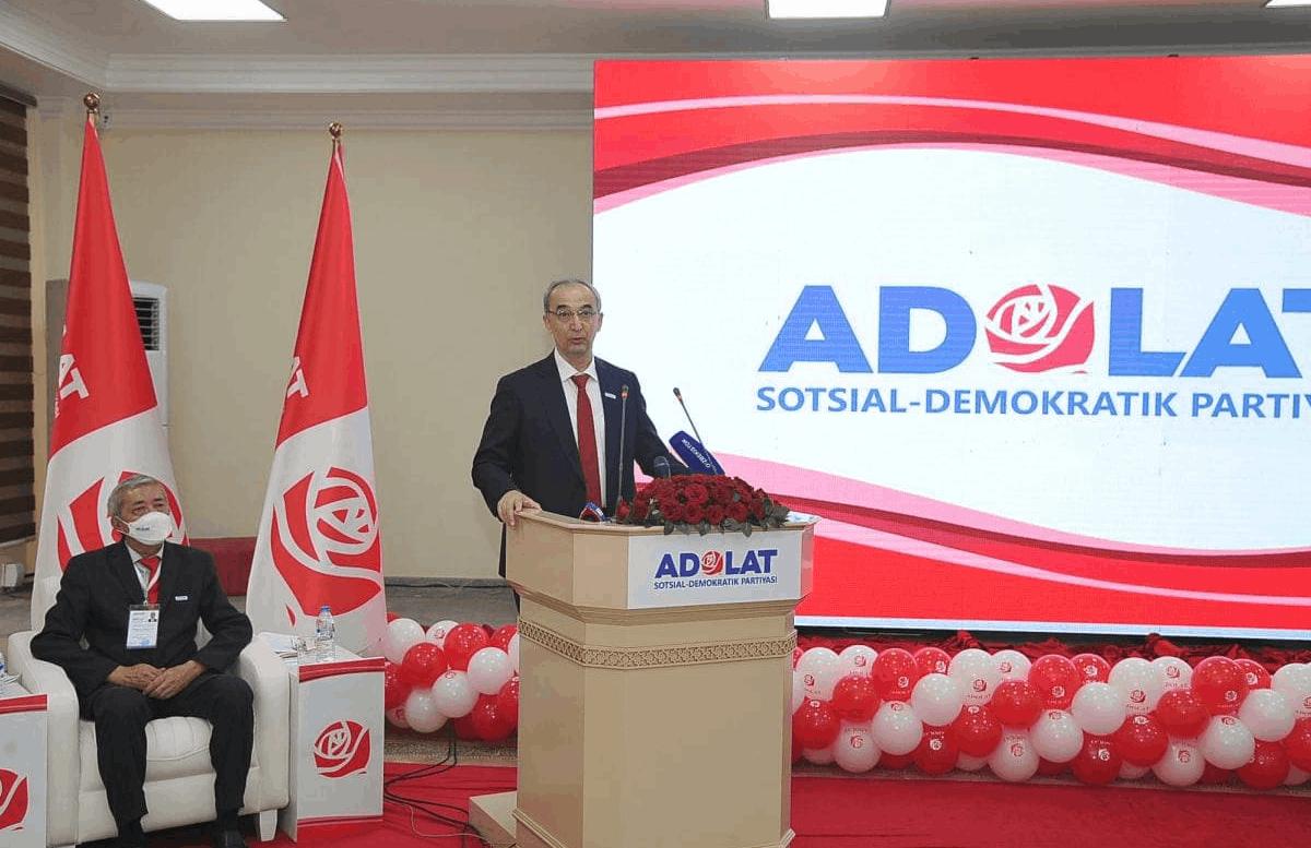 Наша главная цель — создание справедливого общества и справедливого государства, — Бахром Абдухалимов