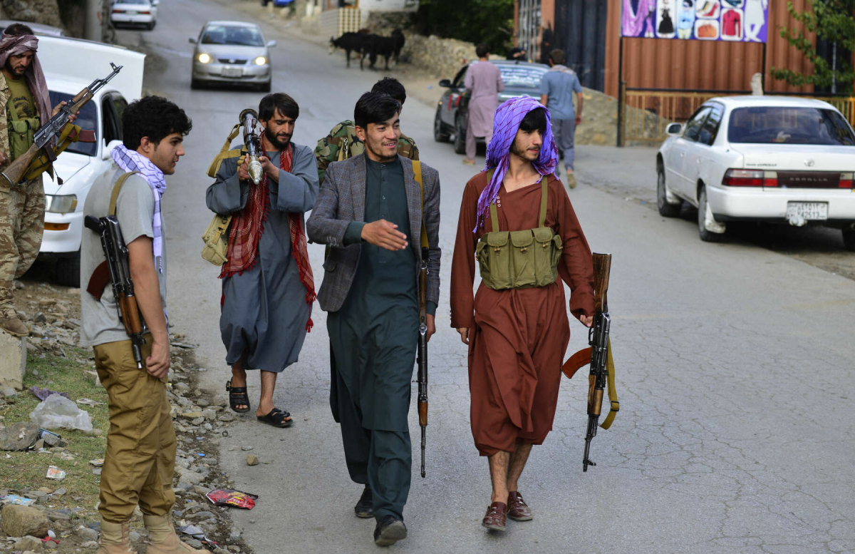 «Талибан» помогал США защищать аэропорт Кабула от терактов
