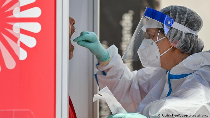 ВОЗ сообщила о снижении заболеваемости коронавирусом во всём мире на 10%