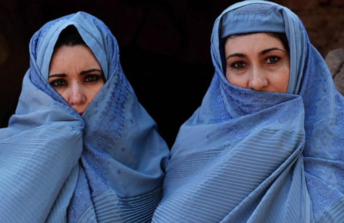 В Афганистане женщины организовали акцию протеста